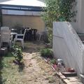 NOS JARDINS A LOUER: Jardin avec une belle tonnelle