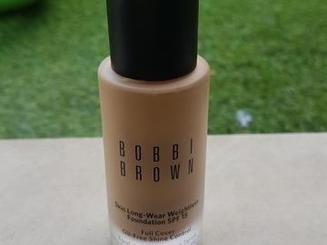 Venta: Base Bobbi Brown Skin Long Wear Weightless 4 Natural
