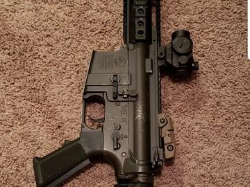 "Selling: Custom KA Colt M4 W/ Noveske 10.5"" RIS"