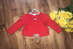 Selling with online payment: Baby girl cardigan, immaculate, age 6-9 Mths