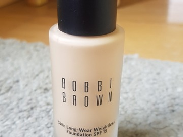 Venta: Base Bobbi Brown Skin Long Wear Weightless 3.5 Warm Beige