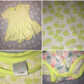 Selling with online payment: Baby girl dress, Mini Club, age  3-6 Mths