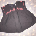 Selling with online payment: Baby girl top, excellent condition, age 12-18 Mths