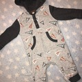 Selling with online payment: Baby boy romper, age 3-6 Mths