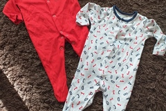 Selling with online payment: Sleepsuits, age 3-6 Mths