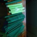 Ilmoitus: Vihreää organzaa
