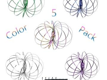 Buy Now: 5 Pack Flow Rings