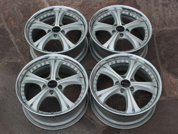 Selling: SSR Vienna Courage R18 8J 5x114.3 wheels SET!