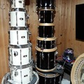 Selling with online payment or cash/check/money order/cash app/Venmo: Gorgeous Yamaha Recording Custom kit