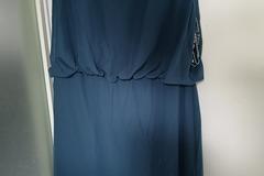 Ilmoitus: Turkoosi upea mekko