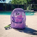 Liquidation Lot: 24 x Trailmaker 17 inch Mesh Backpack - Girls