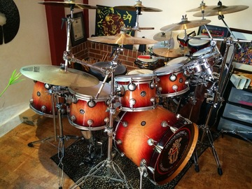 VIP Members' Sales Only: DW Timeless Timber Maple 7 piece  #40/100