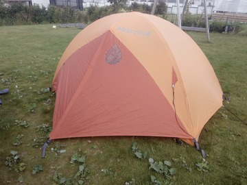 Renting out (by week): Marmot Limelight 2 teltta