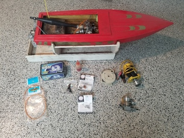 Selling: Nitro Deep Vee with an OPS 40 Marine Engine