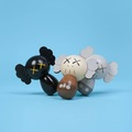 Selling: Kaws Kokeshi Doll Set of 3
