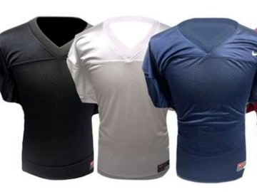Buy Now: 95% OFF MSRP – (25) Nike Black Adult Full Force Game Jerseys