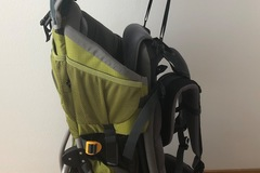 Renting out (per night): Deuter Kid Comfort II lastenkantorinkka