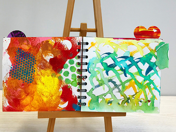 Workshop Angebot (Termine): Starter Kunst Journal