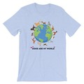 Selling: Dogs Are My World - TShirt