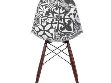 Selling: Shepard Fairey x Modernica Eames Chair