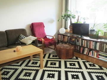 Renting out: Short-term 3 room apartment for rent from 04.08. - 20.08.19