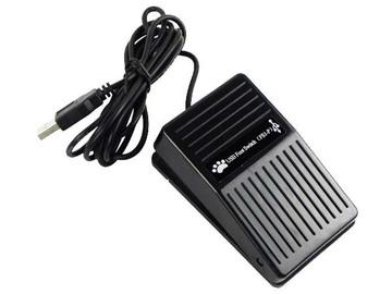 Myydään: USB foot pedal/switch FS1-P