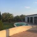 NOS JARDINS A PARTAGER:  jardin et piscine à entretenir