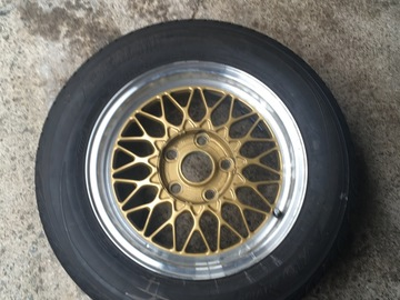"Selling: 15"" bbs rims"