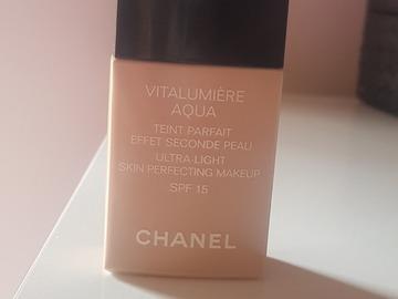 Venta: Chanel Aqua Vitalumiere 40 Beige