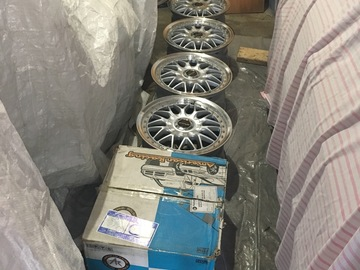 Selling: (5) 16x7.5 American Racing AR07 4x100/4x108