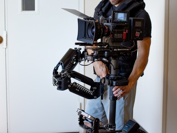 Price on request: Steadicam Operator in Washington DC