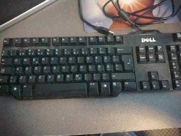 Myydään: Dell original Keyboard