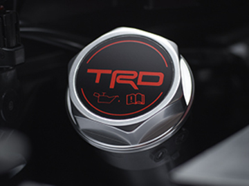 Selling without online payment:  TRD PERFORMANCE OIL CAP - USA VERSION