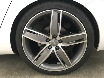 Selling: Rare Audi A3 / S3 5 spoke 8V0601025AS wheels w/ MPSS tires