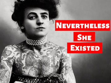 Event: Nevertheless She Existed: Podcast Launch Show