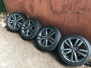 Selling: 2016 WRX OEM wheels