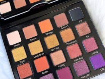 Buscando: Busco paleta Hastag de Violet Boss