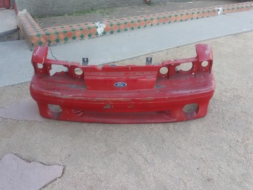 Selling with online payment: 1990 Mustang Bumper Facia