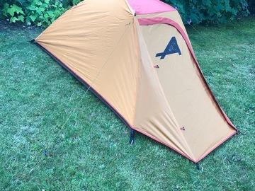 Renting out (by week): Yhden hengen teltta Zephyr1