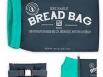 Products: Reusable Bread bag