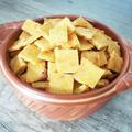 Produkt: Mozzarella-Karotten Kekse (150g)