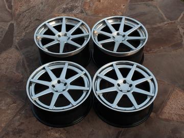 Selling: ADV.1 ADV08 Track Spec R21 9-11.5J 5x112