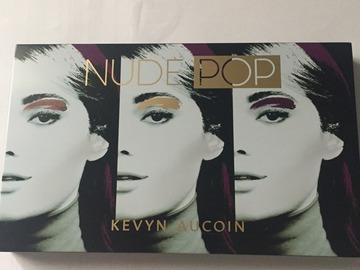 Venta: Kevyn Aucoin Nudepop Pro Eye Shadow Palette