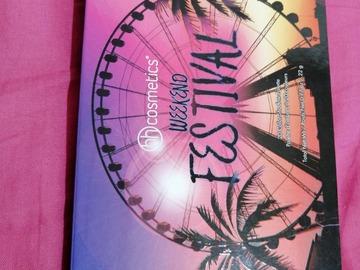Venta: Festival bh cosmetics