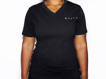 Selling with online payment: Women's Athletic V-neck