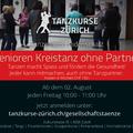 Workshop Angebot (Termine): Senioren Kreistanz ohne Partner