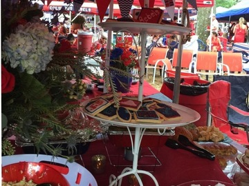 Paid Events: Tailgate at The Grove! ***Arkansas vs Ole Miss***