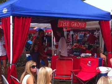 Paid Events: Tailgate at The Grove! ***SE Louisiana vs Ole Miss***