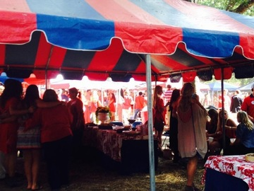 Paid Events: Tailgate at The Grove! ***California vs Ole Miss***