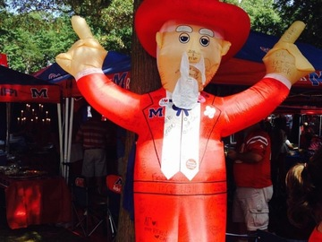 Paid Events: Tailgate at The Grove! ***Vanderbilt vs Ole Miss***